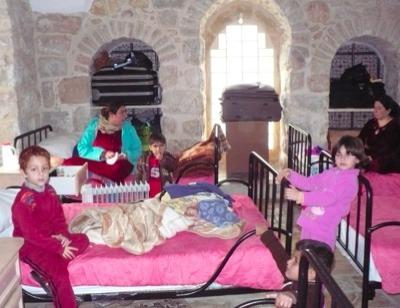 Children at Shevet