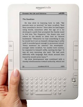 Kindle Readers: Thanks for your Thoughts