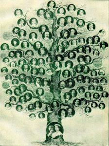 victoria family tree