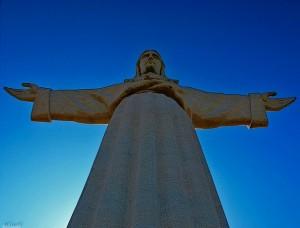 Jesus Statue 1