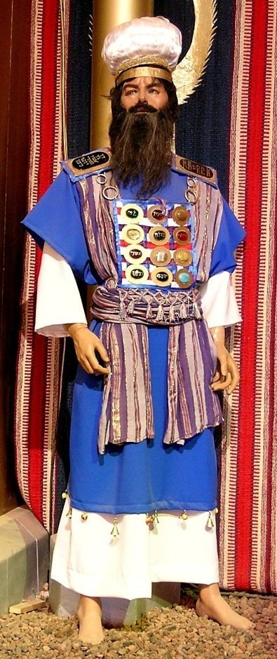 high priest robe