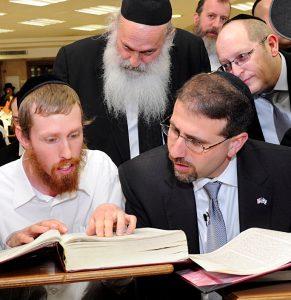 studying yeshiva
