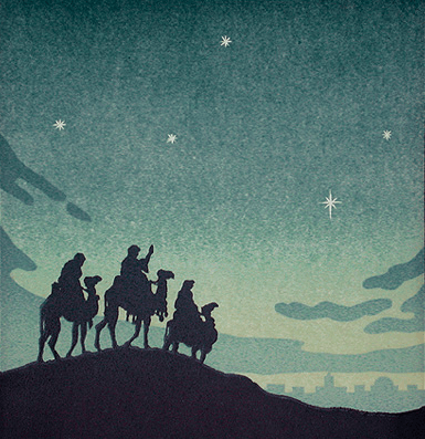 The Magi and their Heaven-Shattering News