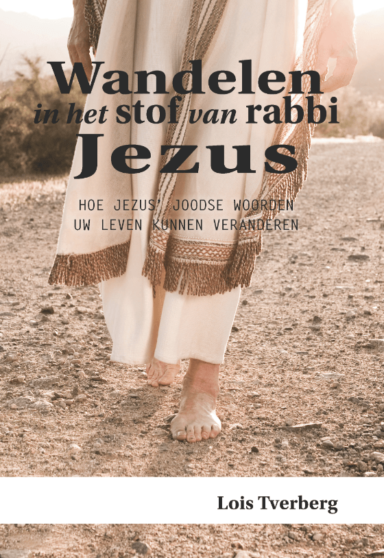 Walking in the Dust of Rabbi Jesus - now in Dutch