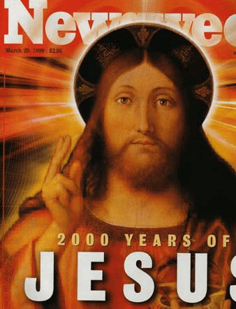 Jesus Newsweek