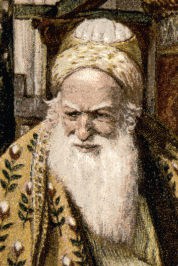 Caiaphas - Tissot