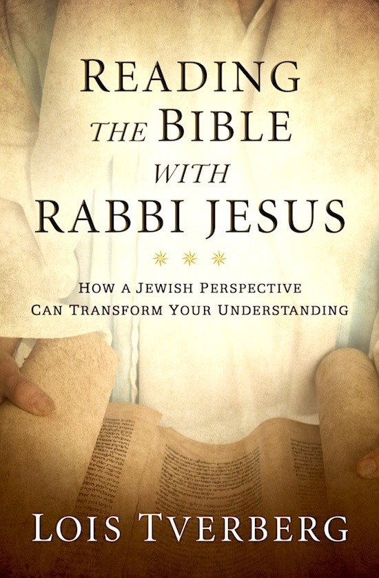My new book, Reading the Bible with Rabbi Jesus, is born