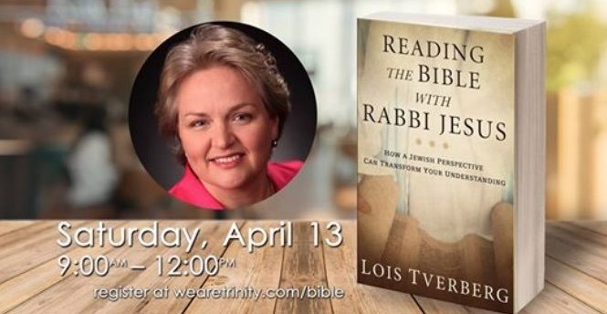 Recent talks on Reading the Bible with Rabbi Jesus