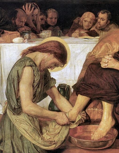 Jesus' Words in Context: God's Servant Heart