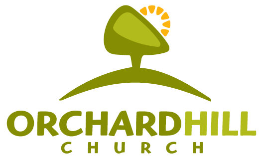 Sermon Talk at Orchard Hill Church in Grand Rapids, MI on Sunday, July 28, 2019